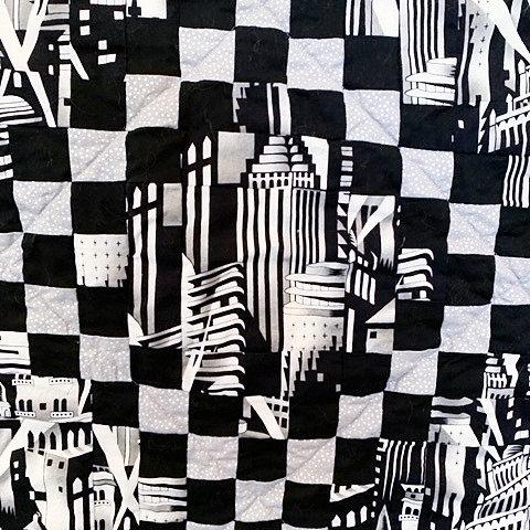 Art Deco Quilt