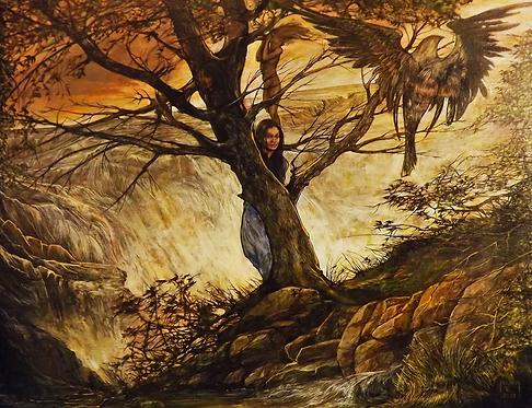 Tree Spirit 3