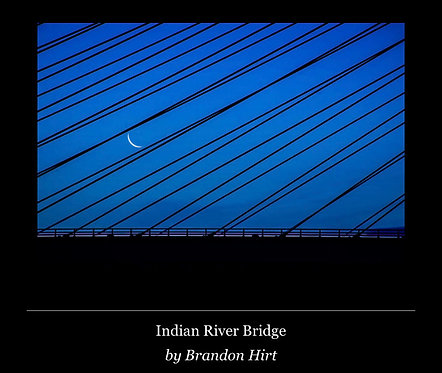 Indian River Moon