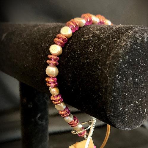 Violet Bracelet