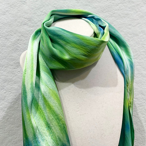 Silk Satin Scarf