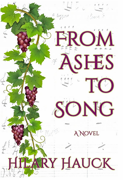 From Ashes to Song (Book)