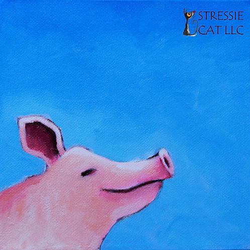 The Smiling Pig