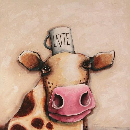 LATTE COW