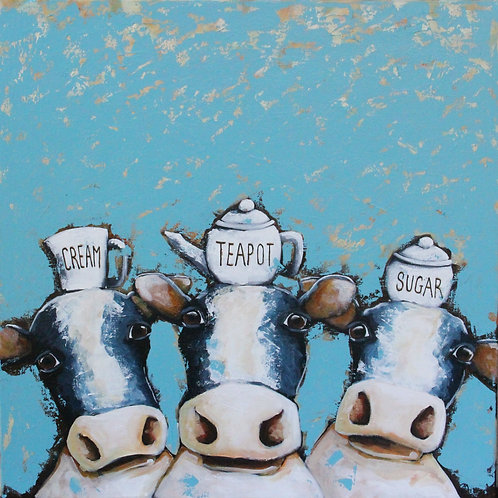 COWS FOR TEA