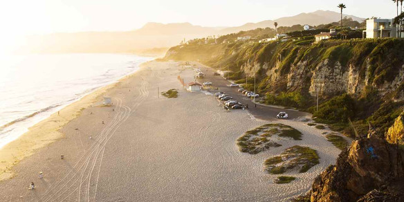 Malibu Ocean side luxury