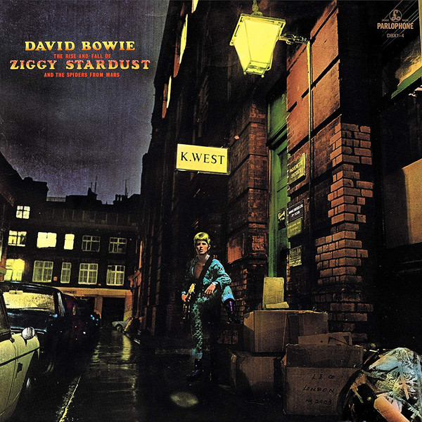 The Rise And Fall Of Ziggy Stardust And The Spiders From Mars - David Bowie (1972)