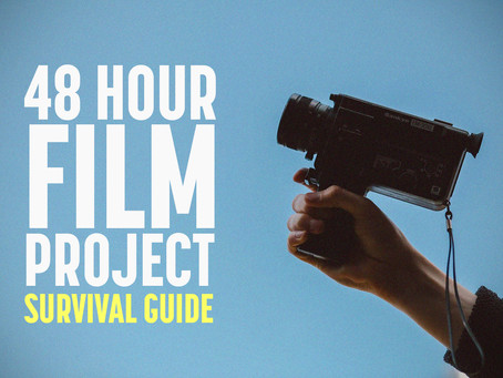 Cleveland 48 Hour Film Project: Survival Guide