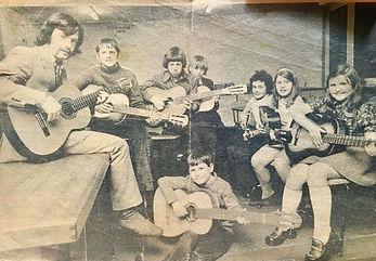 Ron Mozart 1971