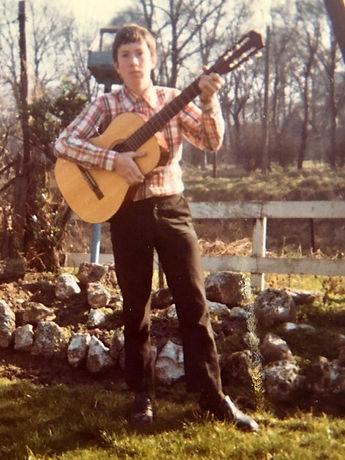 Ron Mozart 1974