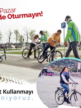 Bisiklet İnisiyatifi Bisiklet Eğitimleri