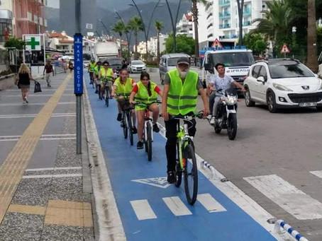 Bisiklet İnisiyatifi Ulaşımda Bisiklet Kullanılması için Çözüm Üretiyor