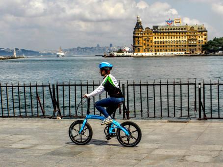 Bisikletli ulaşımla ilgili eylem planları hazırlanmalı