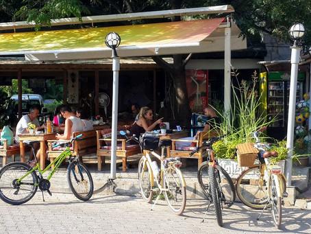Bisiklet Dostu Kafeler / Bike Cafe