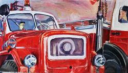 Fire Trucks two,2002
