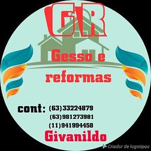 GR GESSO E REFORMAS