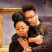 CHICKEN AND BISCUITS by Douglas Lyons. Directed by Zhailon Levingston. Photo by Dominick Totino.