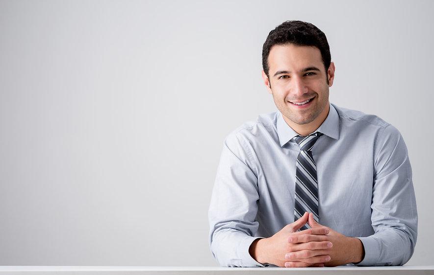 profissional masculino