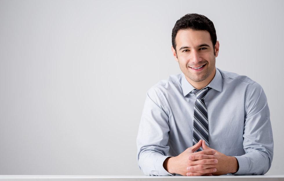profesional masculino