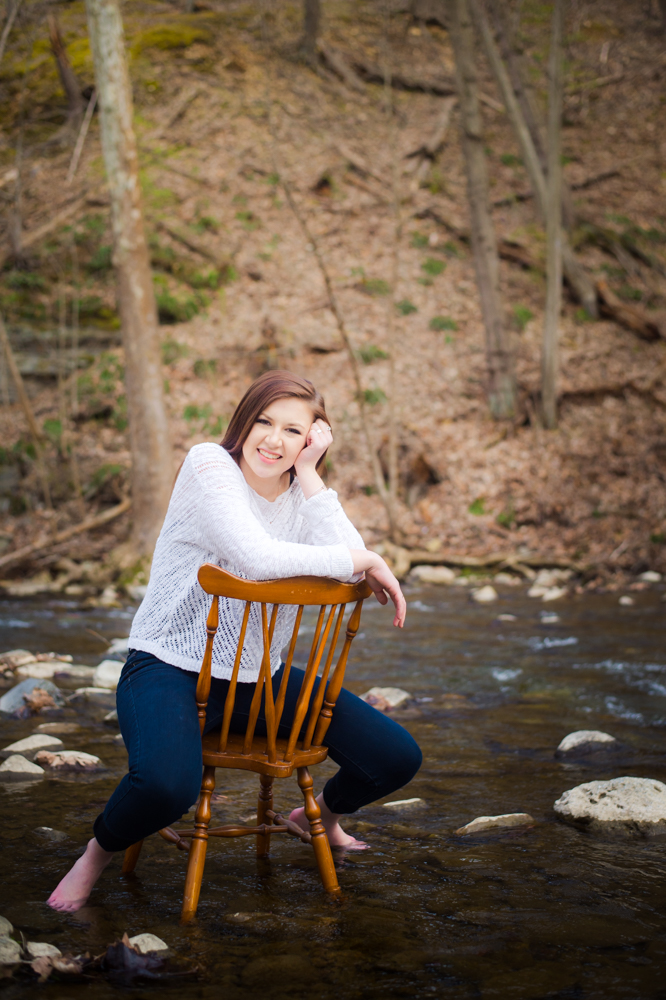 Senior Photos Frederick MD