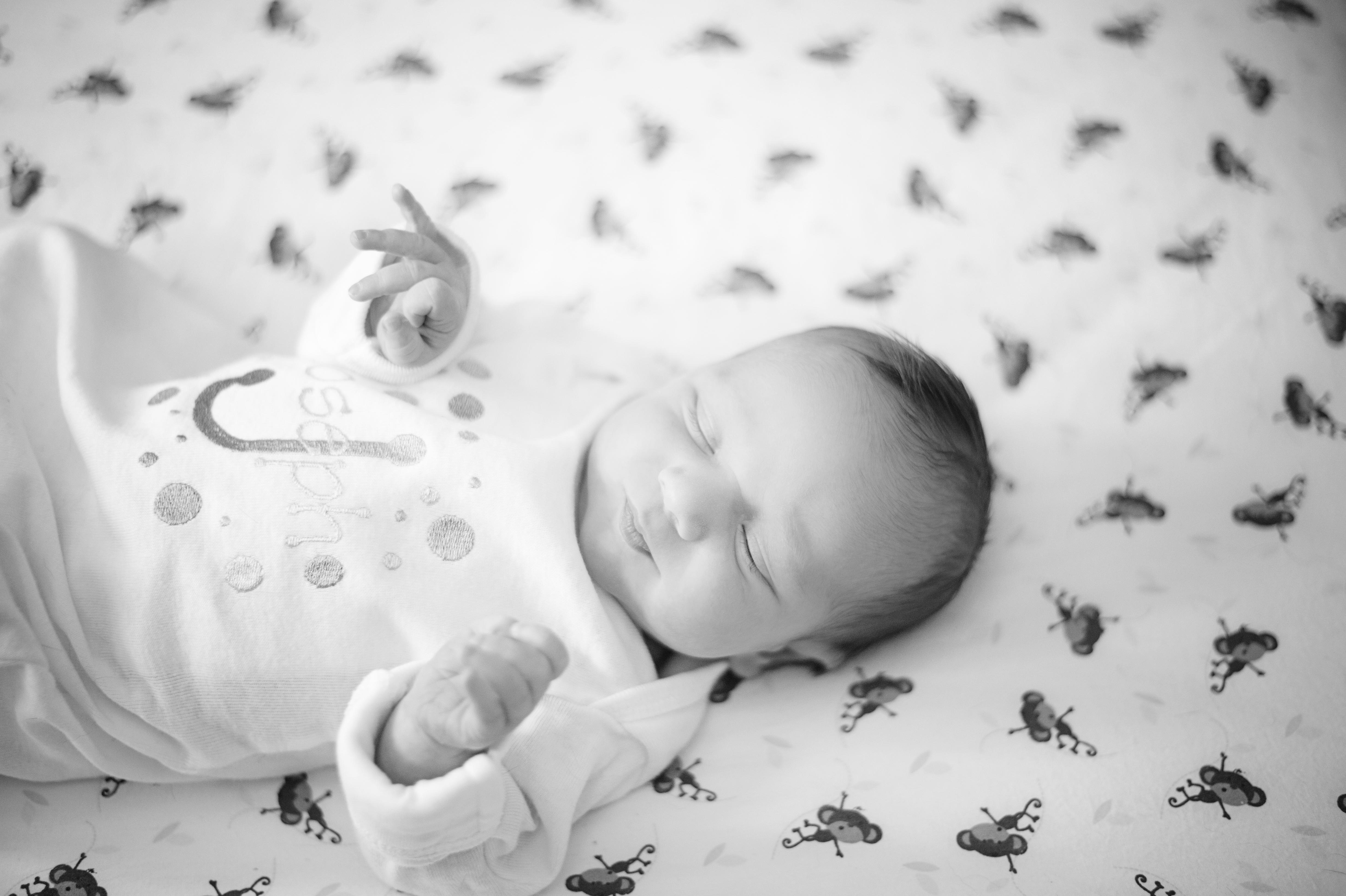 Frederick MD Newborn photographer