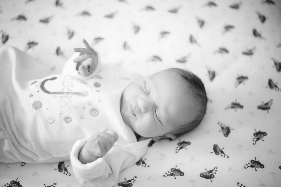 Newborn photographer Frederick, MD