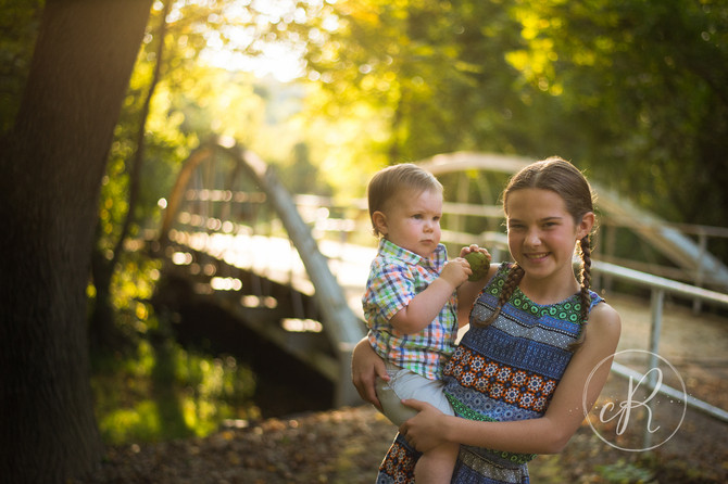 Payton + Patrick | Summer Mini Photo Session | Frederick, MD Photographer