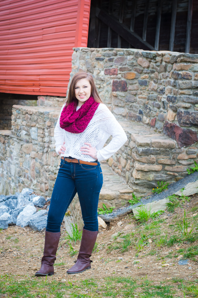 Senior Portraits Frederick MD