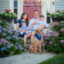 Front Porch Photos Frederick MD Family Portraits