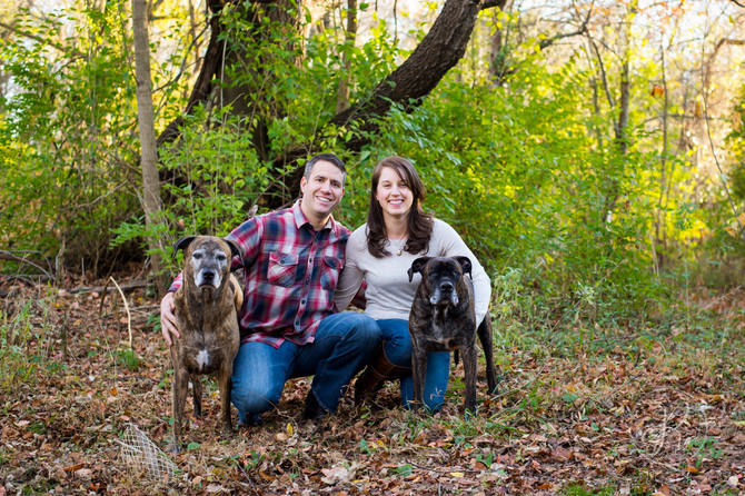 Sanders Family | Fall Photo Session | Frederick MD