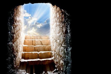 Resurrection of Jesus Christ. Religious