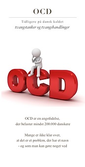 OCD informationsfolder