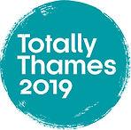 Totally Thames 2019 Blue logo Roundel.jp