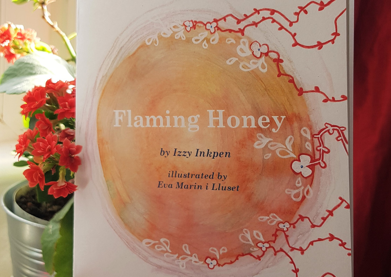 Flaming Honey cover