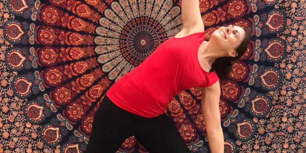 Workplace Yoga Class