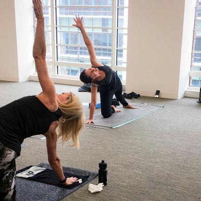 Yoga at The Hub 3