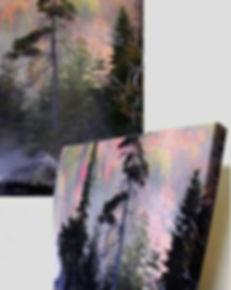 canvastaulu valokuvasta