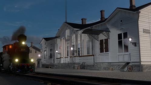 Kouvolan vanha asema