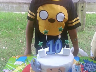 Adventure Time Birthday Boy!!!