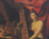 Lanfranco Venere harp