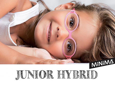 Minima Junior, la monture idéale pour vos enfants/Minima Junior, de ideale kinderbril