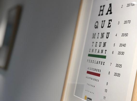 Optic Alain Opticien Laeken examen
