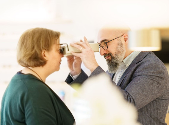 Optic Alain Opticien Laeken verres