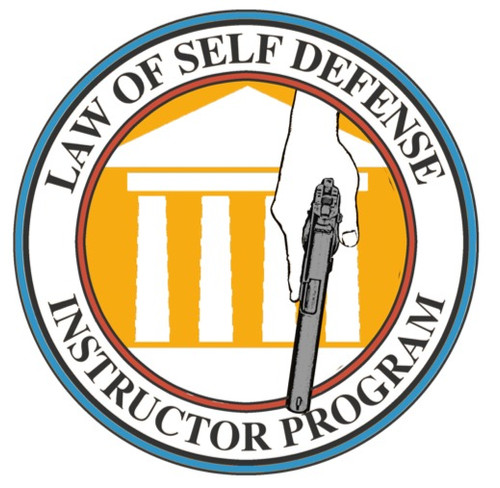 Law of Self Defense Instructor Graduate