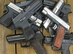 Top Concealed Carry Handgun Comparison