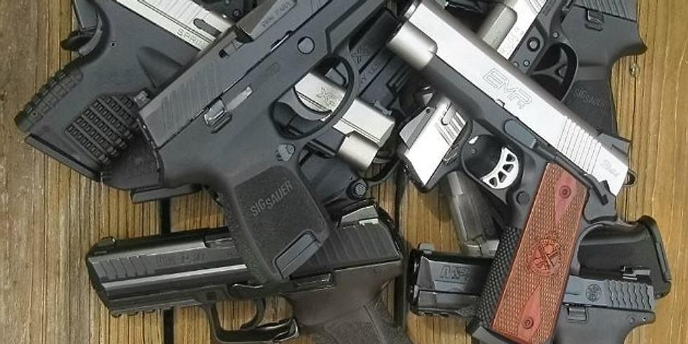 Top Concealed Carry Handguns Comparison