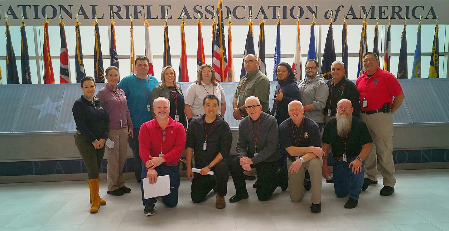 NRA Training Counselor Workshop