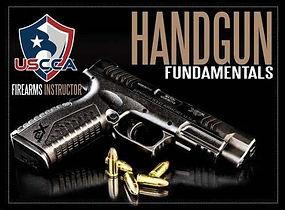 USCCA Basic Handgun Class