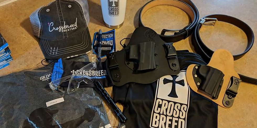 Crossbreed Holster Event