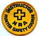 NRA Hunter Safety Instructor